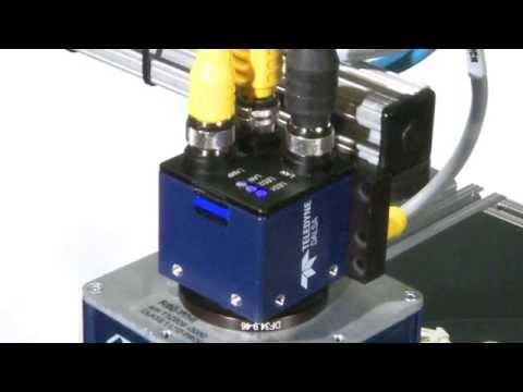 Setting up a BOA Smart Camera Vision System