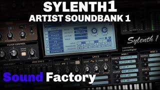 Free Sylenth1 Preset Pack (Martin Garrix, Alan Walker, The