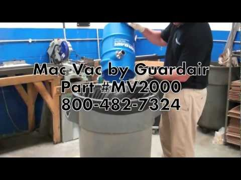 Mac Vac | Guardair Corporation