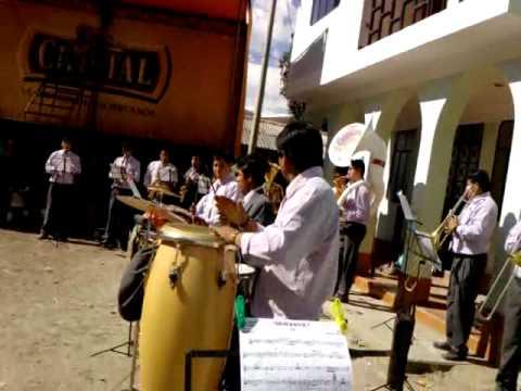BANDA SHOW FILARMONICA LLIPA    TODO ME GUSTA DE TI ( BOLERO )
