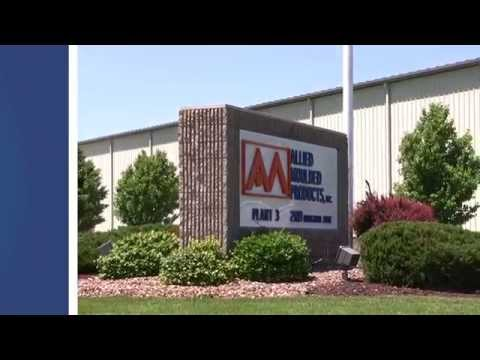 Residential Products Division Overview by Allied Moulded Products