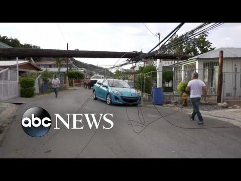 6.4 magnitude earthquake, aftershocks hit Puerto Rico l ABC News