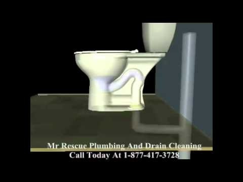 Mr Rescue Plumbing How Toilet Works Youtube