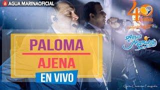 Paloma Ajena (En Vivo)