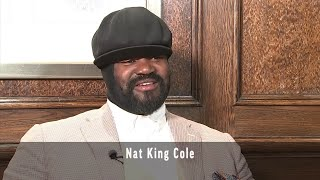 Gregory Porter picks his favorite male vocalist of all-time