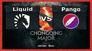 TEAM LIQUID vs THE PANGO BO3 ► Español Chongqing Major