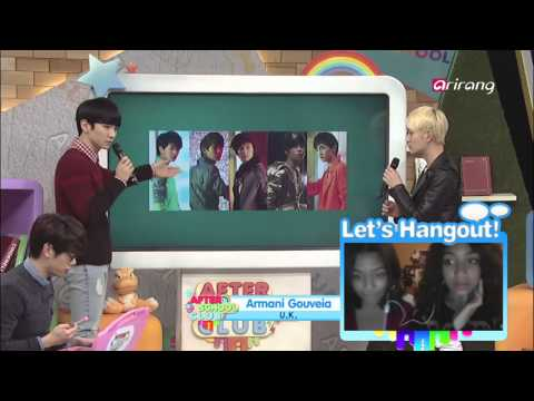 After School Club - Ep29C03 SHINee 샤이니