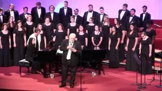 Only In Sleep - Eriks Esenvalds - Spring Arbor University Chamber Choir