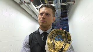 The Miz ranks himself among the best Intercontinental Champions ever: Aug. 21, 2016