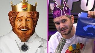 Burger King Exploits Mental Health to Sell Burgers