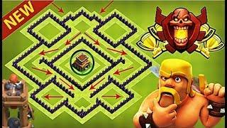 clash of clans layout de farm cv9 best th9 farming base