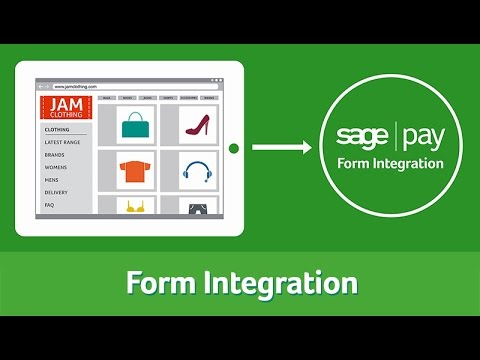 Sage Pay's Form Integration