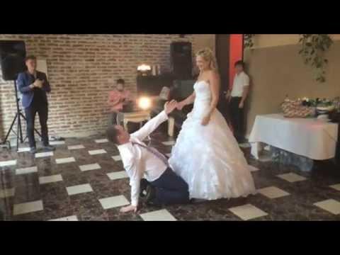 свадебные танцы с приколом: