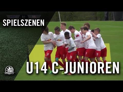 Hertha BSC - RB Leipzig (Viertelfinale, Premier Cup 2017) - Spielszenen | SPREEKICK.TV