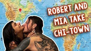 Robert and Mia Chicago Vlog