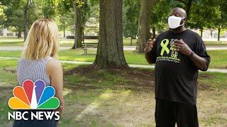 Swing State Voters React To Kamala Harris Pick   NBC News NOW