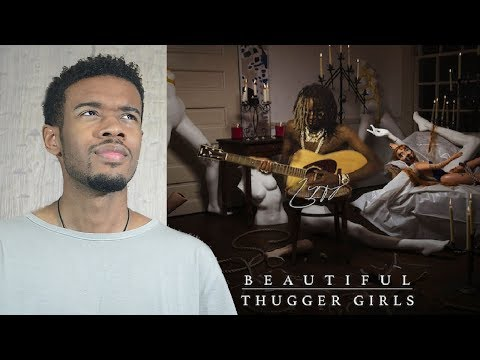 Young Thug - BEAUTIFUL THUGGER GIRLS First REACTION/REVIEW