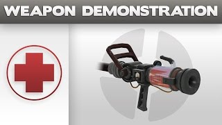 Weapon Demonstration: Quick-Fix