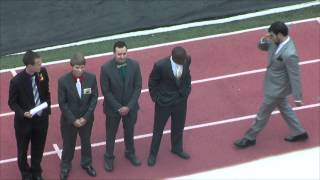 2014 Homecoming Convocation (entire program) - Pittsburg State University