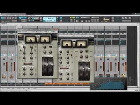 Waves AbbeyRoad REDD : Code REDD for your mixes !!!