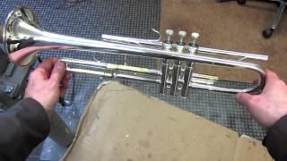 Trompette Yamaha YTR 9335