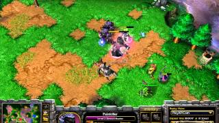 Moon (NE) vs Th000 (HU)  G2 - WarCraft 3 - WC468