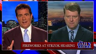 Washington Examiner Politics Editor, W  James Antle, III, on the Strzok Testimony