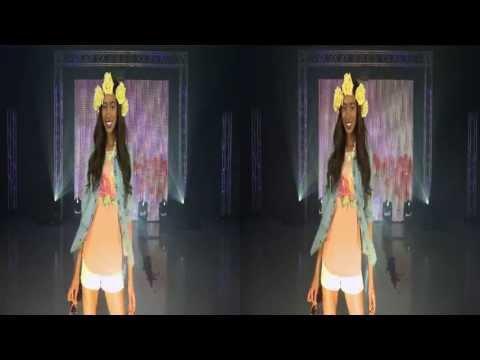 Canal Walk's 3D Fashion Show - Vintage Florals & Denims (3D - HSBS)