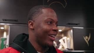 Saints' Teddy Bridgewater 'can't wait' for start Sunday vs. Panthers