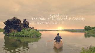 Redefining the Role of Business in Society: Dow 2016 Sustainability Report Highlights