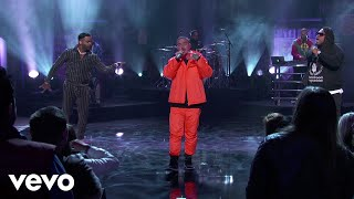 J. Balvin - No Es Justo (Live From Jimmy Kimmel!) ft. Zion & Lennox
