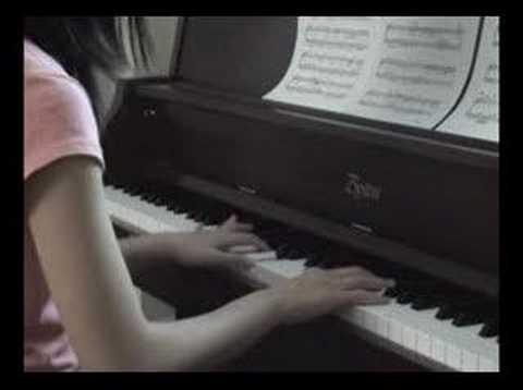Magic Castle piano