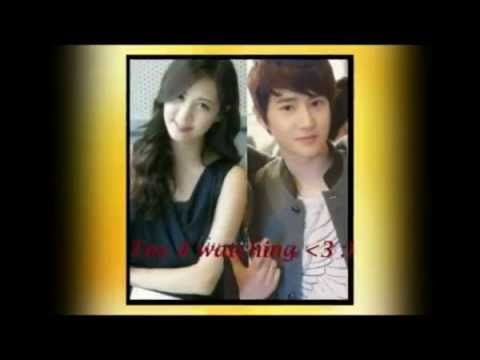 Suho of EXO & Seohyun of SNSD -  Moments 2015