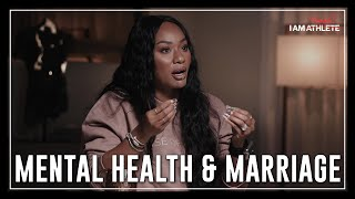 Mental Health & Marriage | I AM WOMAN with Michi Marshall, Aja Crowder and More