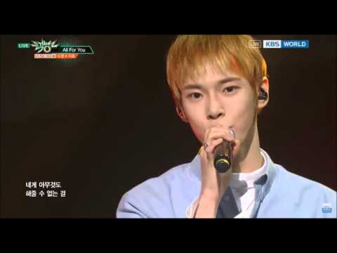 [ENG SUB/CC] 160429 NCT U Doyoung & TWICE Jihyo - All for You (REPLY 1997 OST)