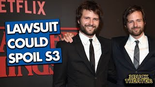The STRANGER THINGS lawsuit could spoil Season 3!!!