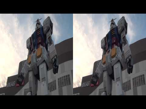 Real Scale Gundam (yt3d)