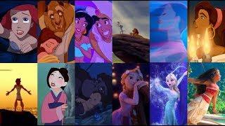 Soundtracks en español latino:  Temas de Disney (1989-2016)