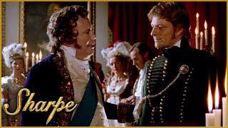 Sharpe Meets Prince Regent   Sharpe
