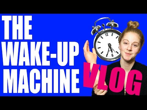 The Wake-up Machine