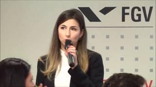 Profa. Dra. Angela Donaggio apresenta status da subrepresentação de mulheres no Brasil