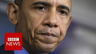 Barack Obama: What does he most regret? BBC News
