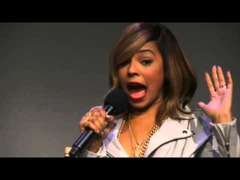 Ashanti: Braveheart Interview - YouTube