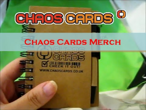 Chaos Cards Essential Drawstring Bag - Green