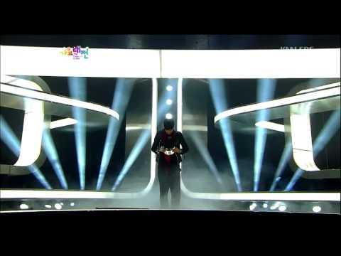 SM The Performance (Uknow Yunho,Donghae,EunHyuk,TaeMin,MinHo,Kai,Lay) - Spectrum @ Gayo daejun 2013