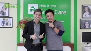 Diễn viên Ngô Chí Lan chia sẻ cảm nhận khi bọc răng sứ tại Nha Khoa Smile Care