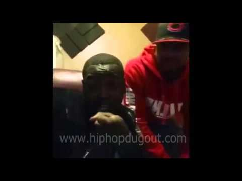 Kidd Kidd Previews New Diss Song Going At Rick Ross, Meek Mill, & MMG