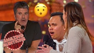 BEST Ever GOLDEN BUZZER Audition In America's Got Talent History   Amazing Auditions
