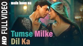 Tumse Milke Dilka Jo Haal [Full Song]   Main Hoon Na   Shahrukh Khan
