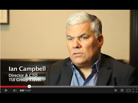 Interview with Ian Campbell, Director & CTO TUI Group Travel